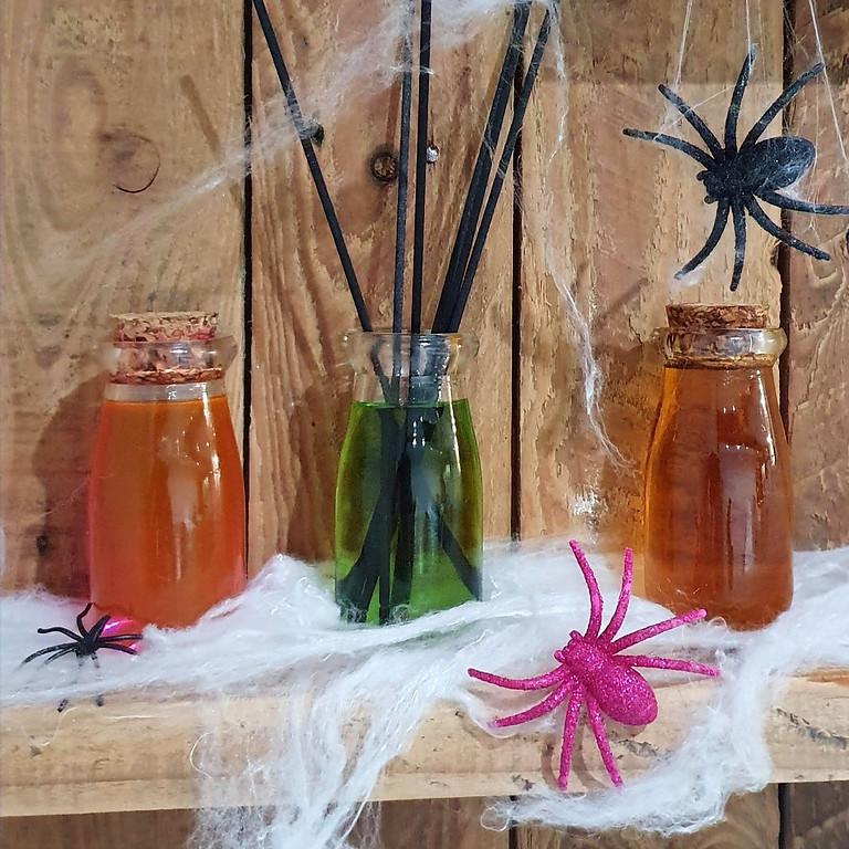 Halloween Scented Diffuser Workshop