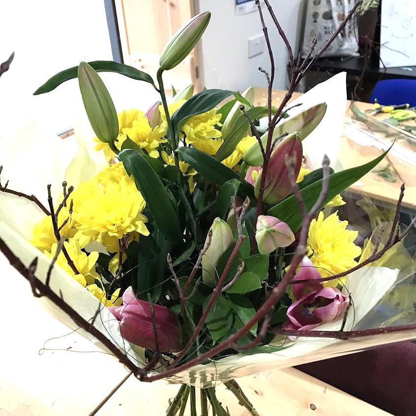 Summer Bouquet Floristry Workshop