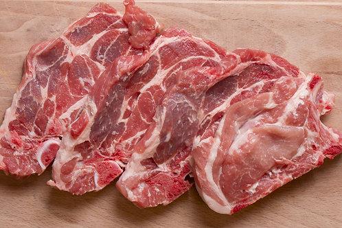 Pork Sirloin Chops (2 Per Package)