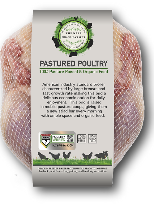 Pastured Poultry (4 Pack)