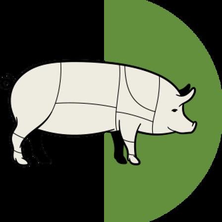 Pig Share HALF
