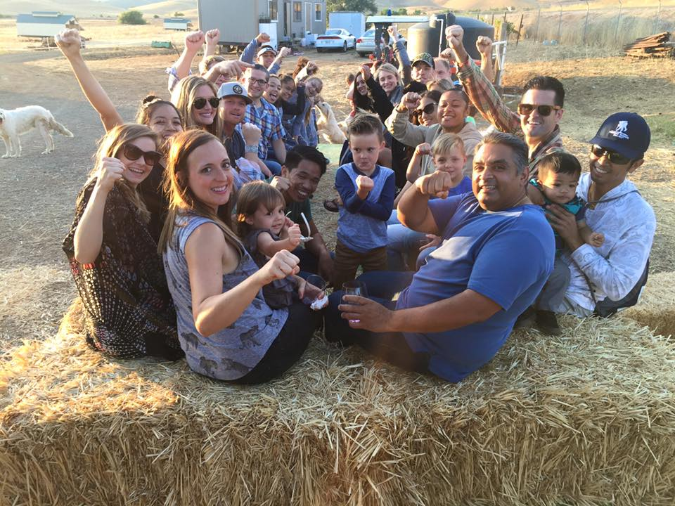 Another Epic Farm Tour!