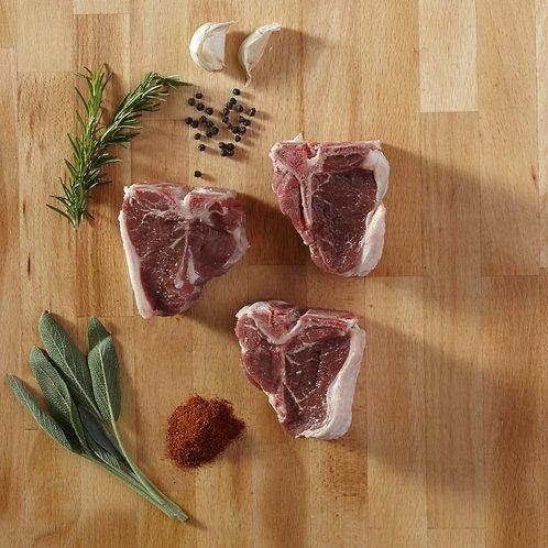 Loin Lamb Chops (2 Chops)