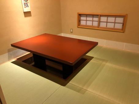 日本橋:吉星様 琉球畳の張り替え