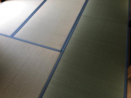 畳は1枚から交換可能です。