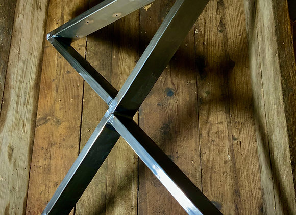 Table legs Offset triangle design