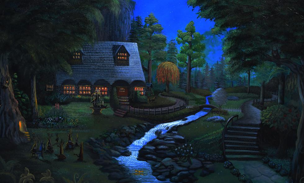 The Dollmaker's Cottage