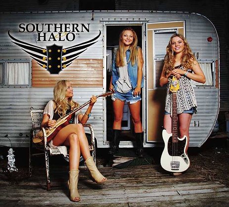 Southern Halo Autographed CD (First Album)