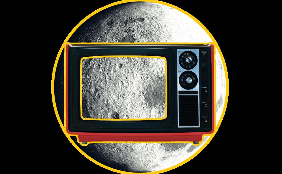 MoonRacer Marketing Television