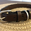 Thumbnail: Brown Herringbone Tweed Collar Medium