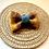 Thumbnail: Sunflower Tweed Bow Tie