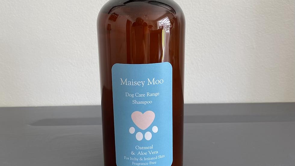 Maisey Moo Oatmeal & Aloe Vera Shampoo Itchy & Sensitive Skin
