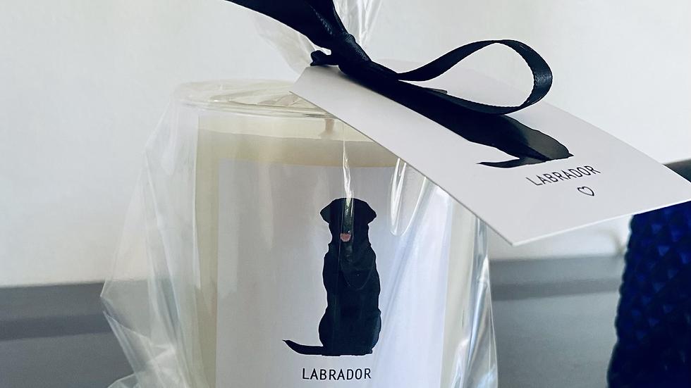 Dog Breed Candles Large