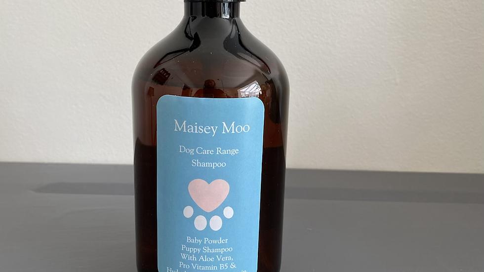 Maisey Moo Baby Powder Puppy Shampoo