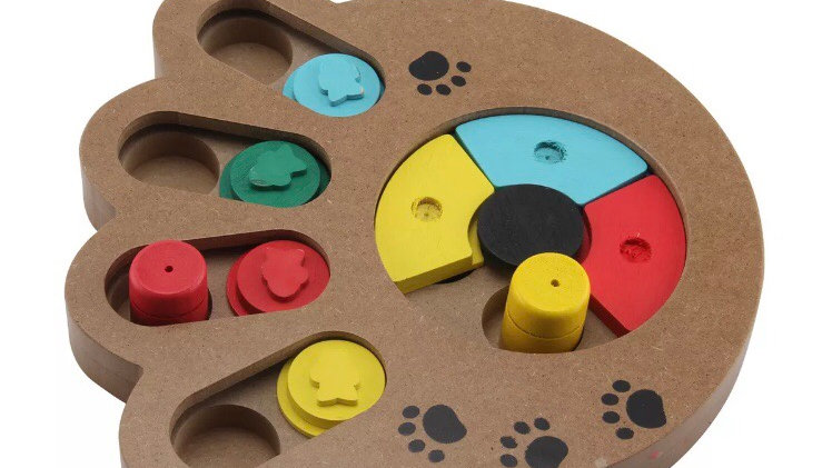 Paw Interactive Dog Toy