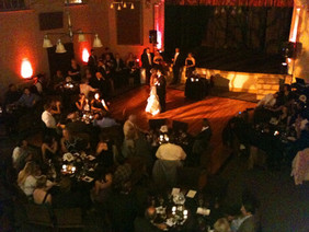 Gorgeous Wedding Party in our historic Theater