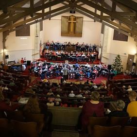 The Famous Rocky Mountain Ukulele Orchestra Christmas 2018