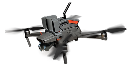 Mavic 2 Pro - Nexus Mini Parachute.png