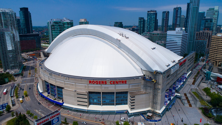 Aerial Photography -  Rogers Centre.jpg
