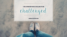 I Am Willing To Be Challenged