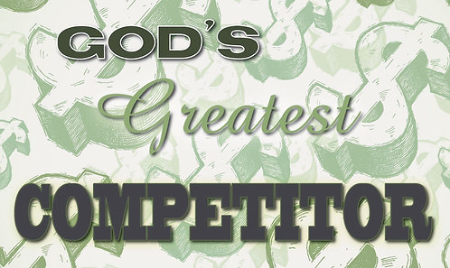 God's Greatest Competitor Audio CD