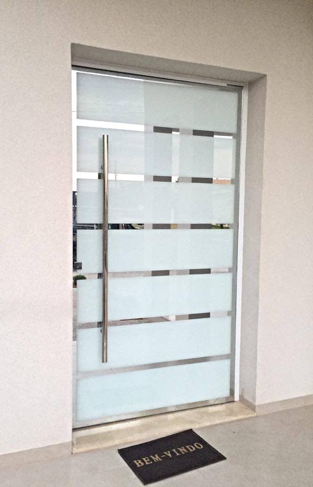 "Porta Pivotante ""Blanc"""
