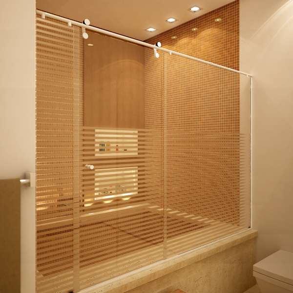Box Elegance para banheira.