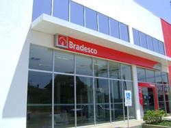 Bradesco, Fachada