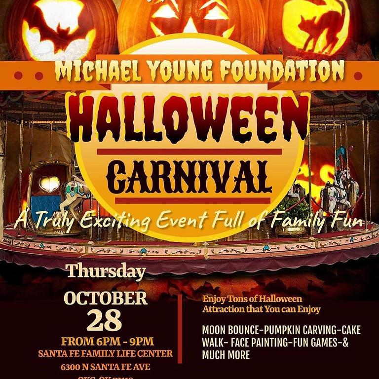 2nd Annual Halloween Carnival