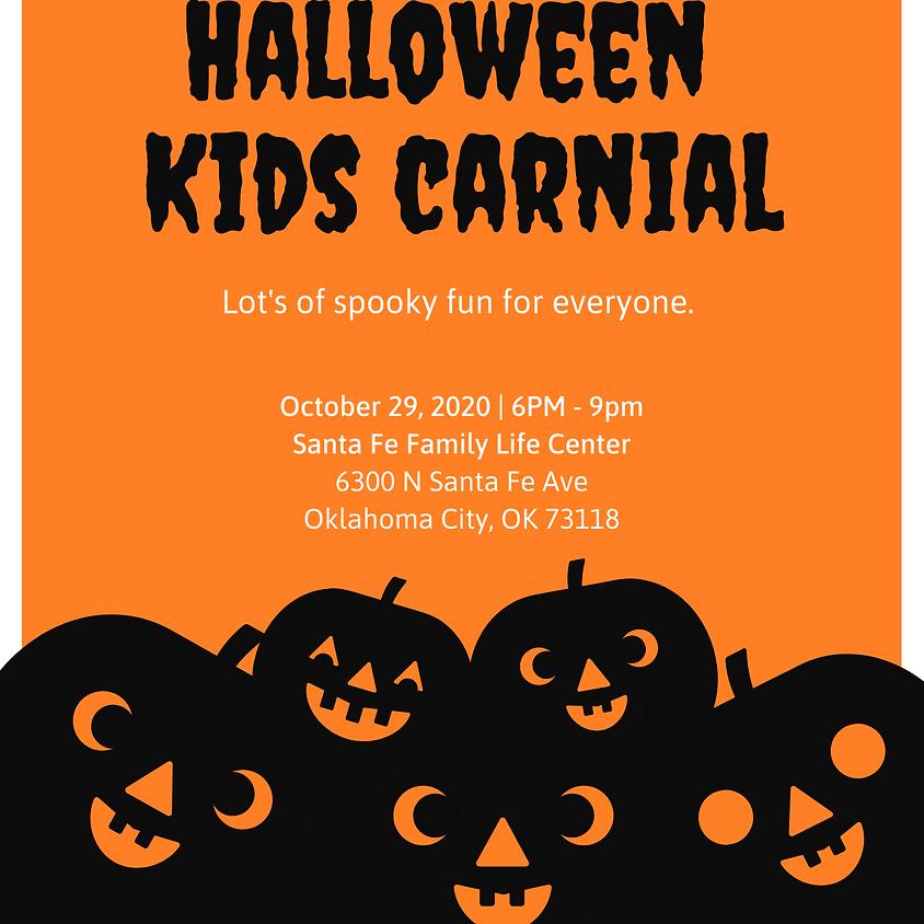 Kids Halloween Carnival