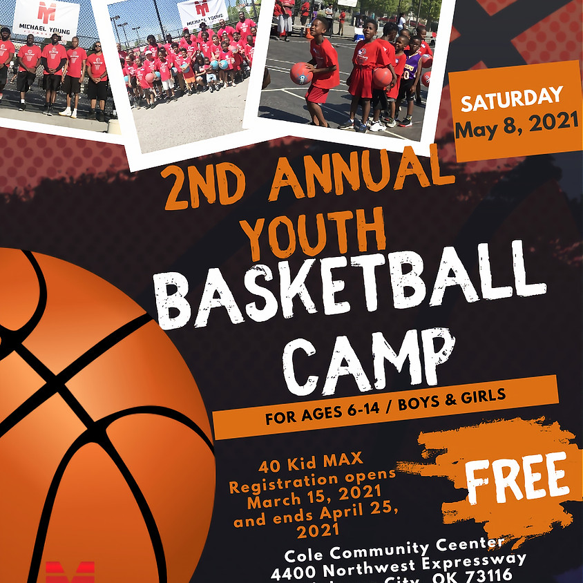 Michael Young Youth Basketball Camp