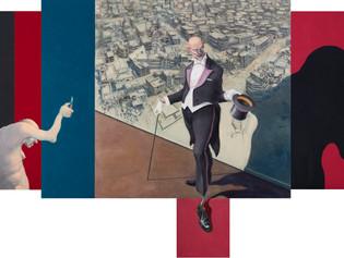 Cirkus Europa - Michael Kvium på Arken