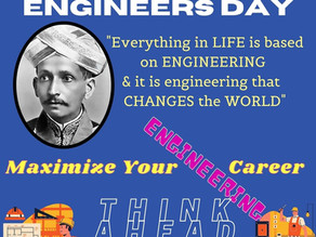 Maximize your Engineering Career - Think Ahead