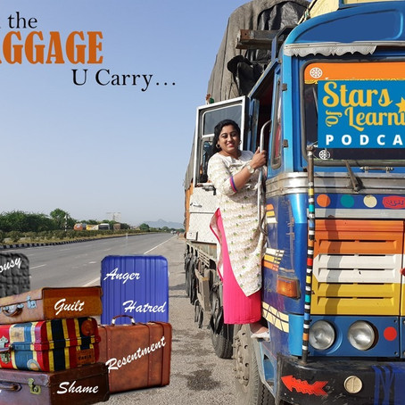 Knock the BAGGAGE…. You Carry