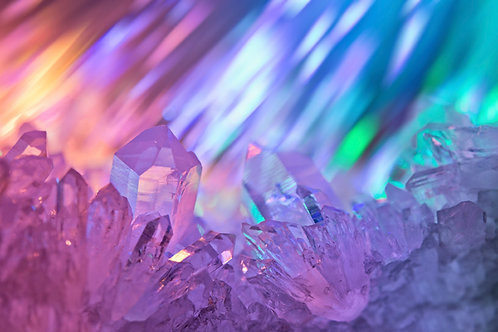 Distant Reiki Crystal Therapy