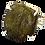 Thumbnail: Adjustable Natural Moldavite Ring