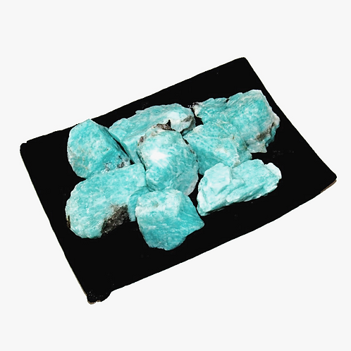 Natural Amazonite Loose Stones