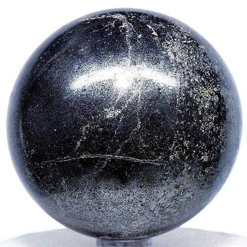 Natural Hemetite Sphere 40 mm