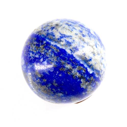 Natural Lapis Lazuli Sphere 45 mm Grade AAA