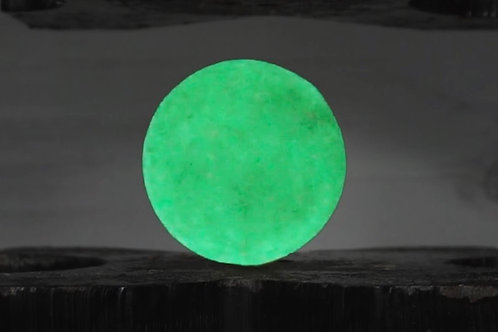 Green Glowing Calcite 20mm