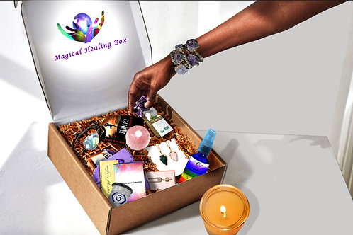 Magical Healing Box