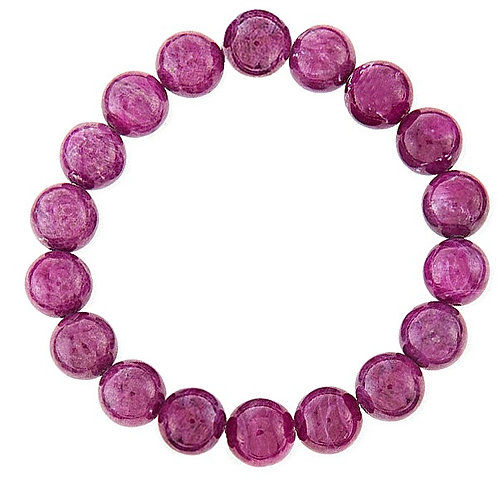 Natural Ruby Bracelet Grade AAA