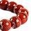 Thumbnail: Natural Red Jasper Bracelet 10 mm (Grade AAA)