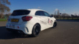 Elite Driving Academy Instructor Car