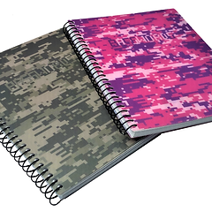 Camouflage Mini Password in Pink