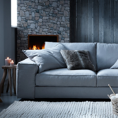 HOME SPIRIT - Canapé d'angle Chamonix