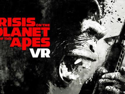 El planeta de los simios VR!