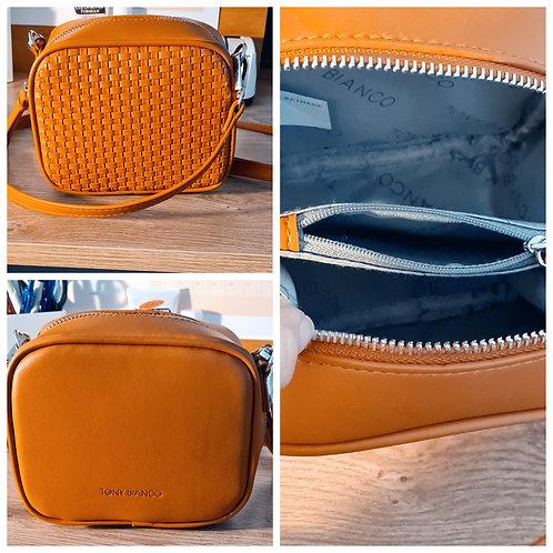Tony Bianco Mini Camera Crossbody Bag