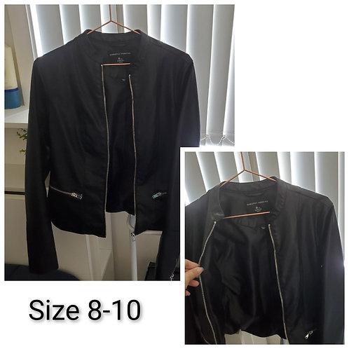 Danni Minogue Faux Leather Jacket
