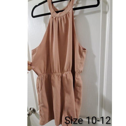 Play Suit - S10-12